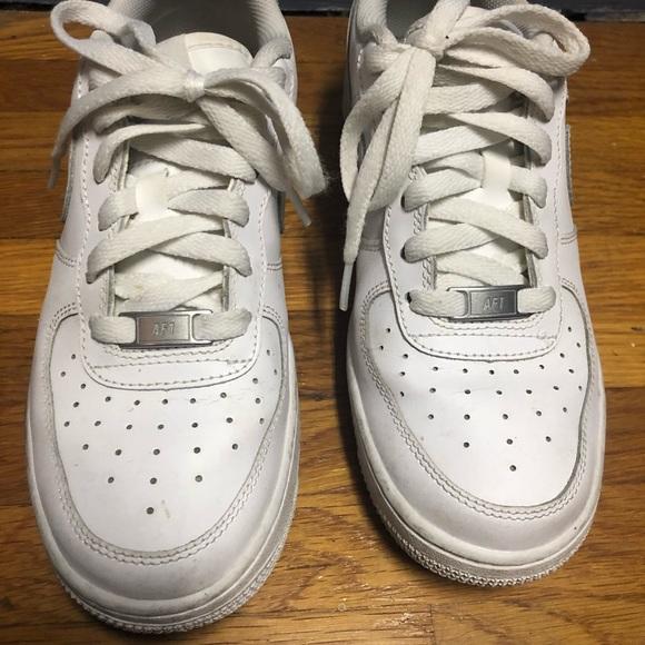 Nike Shoes   Used Nike Air Force White